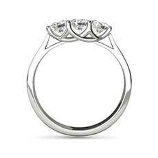 Kendra 3 stone engagement ring