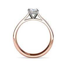 Jennifer rose gold ring